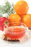 Winter tea Stock Photo