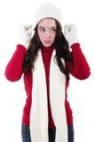 Winter Teen Stock Images