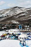 Winter Teva Mountain Games Stock Images