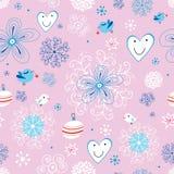 Winter Texture Royalty Free Stock Photo