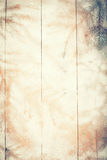 Winter texture on boards Royalty Free Stock Image