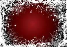 Winter theme. Illustration can be used as a background Royalty Free Stock Photo
