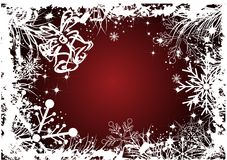 Winter theme. Illustration can be used as a background Royalty Free Stock Image