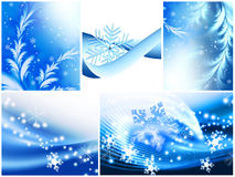 Winter theme Stock Photos