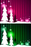 Winter theme background Stock Images