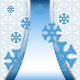 Winter theme background Royalty Free Stock Image