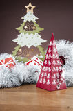 Winter theme, winter composition Royalty Free Stock Photo