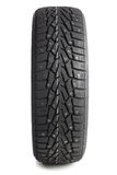 Winter thorn tire Royalty Free Stock Image