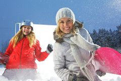 Winter time! Stock Photos