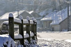 Winter time Royalty Free Stock Images