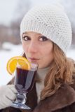 Winter Time. Royalty Free Stock Photo