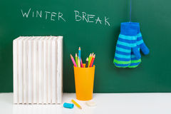 Free Winter Time Is Here Stock Photos - 46192013