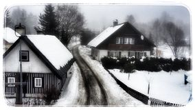 The winter time Royalty Free Stock Image