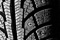 Free Winter Tire Royalty Free Stock Photography - 16764607