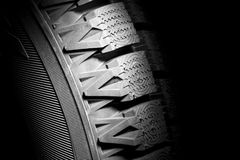 Free Winter Tire Royalty Free Stock Photography - 16764767