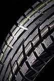 Winter tire Stock Image