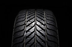Winter tires Royalty Free Stock Photo