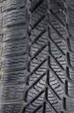 Winter tires Stock Images