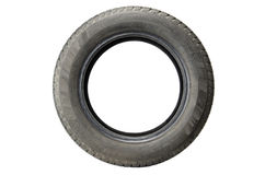 Winter tires Royalty Free Stock Images