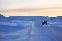 Winter travel Stock Photos