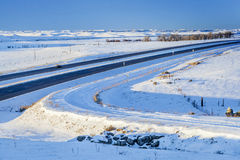 Winter travel in Colorado Royalty Free Stock Images