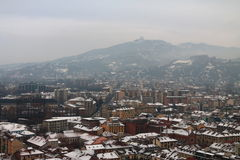 A winter in Turin Royalty Free Stock Photography