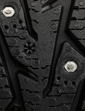 Winter tyre Royalty Free Stock Photo