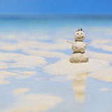 Winter vacation Stock Images