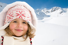 Winter vacation Royalty Free Stock Photography