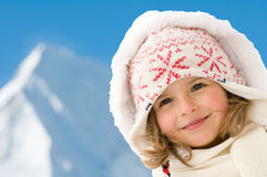Winter vacation royalty free stock image