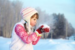 Winter vacation Royalty Free Stock Photos