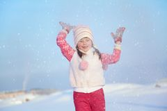 Winter vacation Royalty Free Stock Images