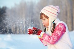 Winter vacation Stock Photos
