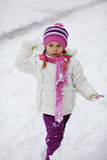 Winter vacations Royalty Free Stock Images