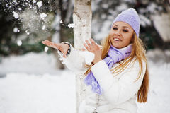 Winter vacations Royalty Free Stock Photos