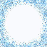 Winter Vector Greeting Card Stock Images