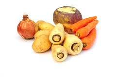 Winter vegetables Royalty Free Stock Photos