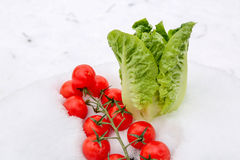 Winter vegetables Stock Images