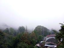 Winter von Nord-chiangrai lizenzfreie stockfotografie