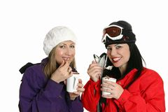 Winter warmer Stock Photo