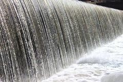Winter waterfall Stock Image