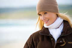 Winter Wear Stock Photo