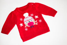 Winter wear for baby Royalty Free Stock Photos
