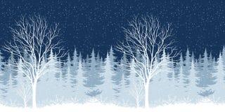 weihnachtslandschaft winter stock illustrations 384. Black Bedroom Furniture Sets. Home Design Ideas