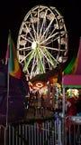 Winter Wonderland Cal Expo. Sacramento winter wonderland Royalty Free Stock Photos