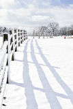 Winter Wonderland in the Country Royalty Free Stock Image
