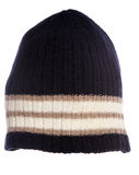Winter woolly hat Royalty Free Stock Photo