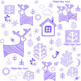 Winter wrapper Stock Photo