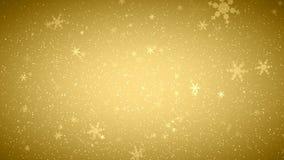 Winter-Wunder-Schneeflocken vektor abbildung