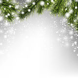 Winter xmas background Royalty Free Stock Images